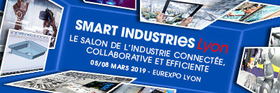ROAV7 will be at Gobal Industrie from the 5th to the 8th of March